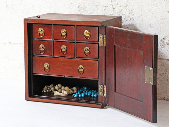 View our  Vintage Jewellery Chest from the  Sold collection
