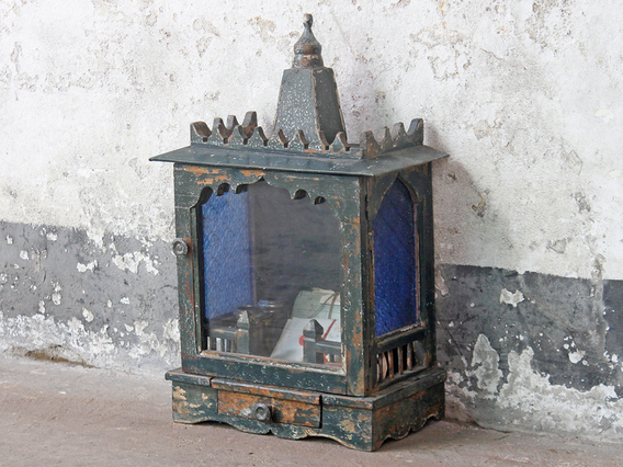 View our  Indian Temple Cabinet from the   collection