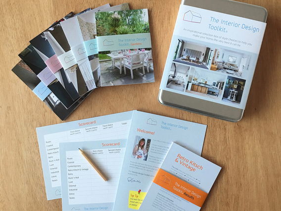 View our  Interior Design Toolkit from the   collection