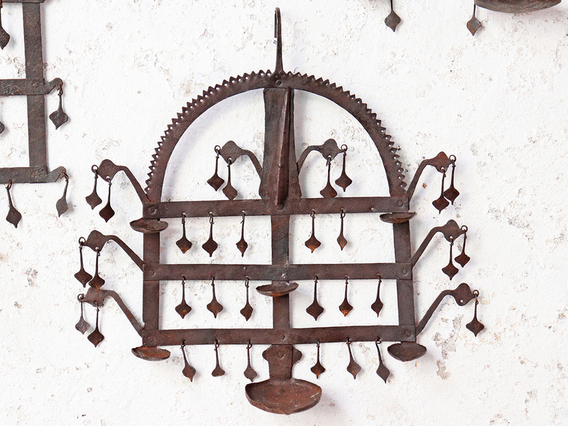 View our  Vintage Wall Candle Holder from the  Vintage Art  collection
