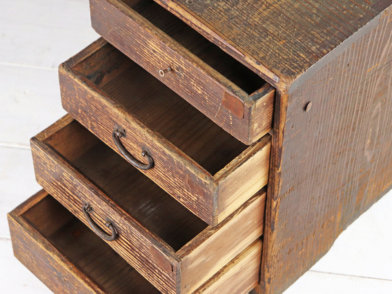 View our  Vintage Japanese Chest of Drawers  from the   collection