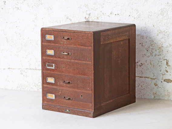 View our  Japanese Oak Chest of Drawers from the  Hallway collection