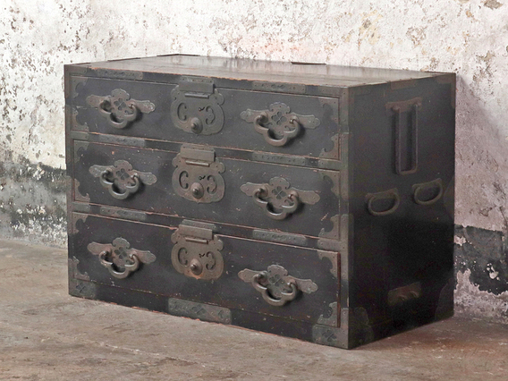 View our  Japanese Chest Of Drawers - Matsu Tansu from the  Sold collection