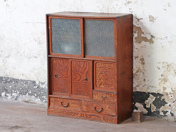 View our  Japanese Vintage Cabinet from the   collection