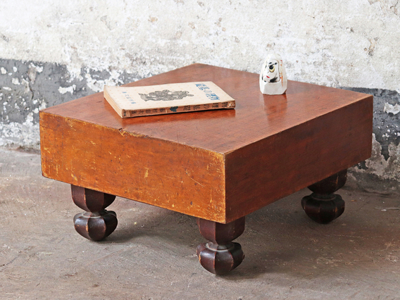 View our  Antique Japanese Go Goban Kaya Table from the   collection