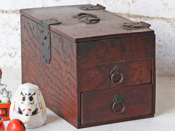 View our  Japanese Jewellery Chest from the  Hallway collection