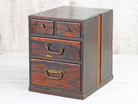 Small Japanese Chest of Drawers