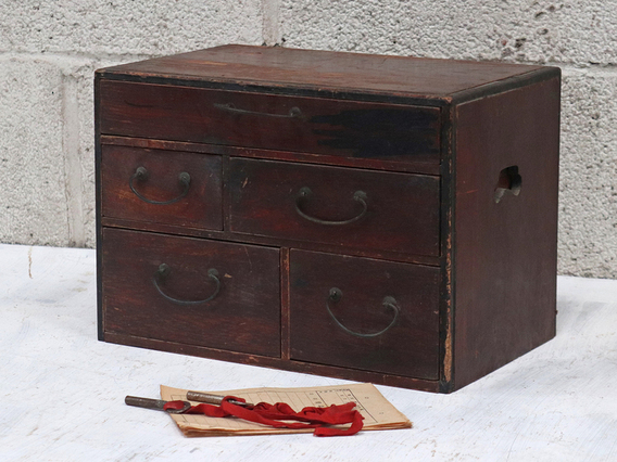 View our  Japanese Storage Chest from the  Sold collection