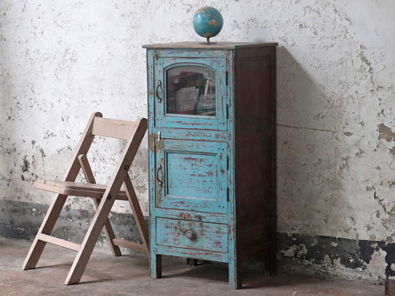 View our  Vintage Narrow Cupboard from the   collection