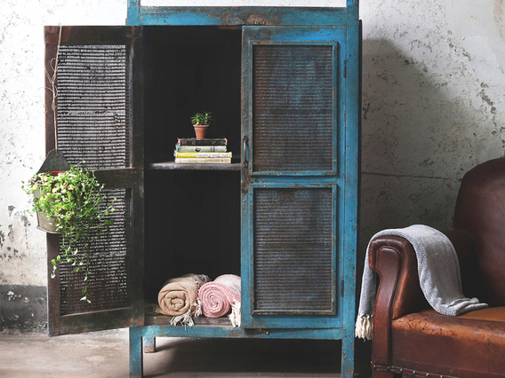 View our  Vintage Cupboard from the  Vintage Cabinets & Cupboards collection