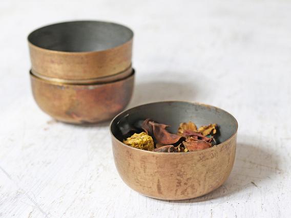 Brass Bowl (Large)