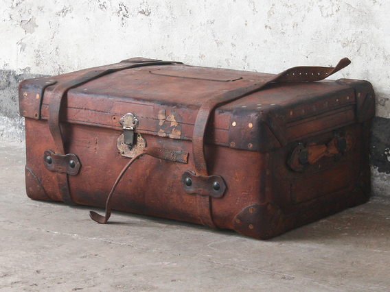 View our  Travel Trunk from the  Old Travel Trunks collection