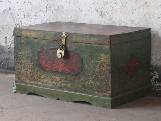 View our  Painted Chest from the  Hallway collection