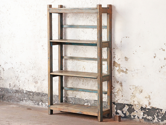 View our  Vintage Shelving Unit from the   collection