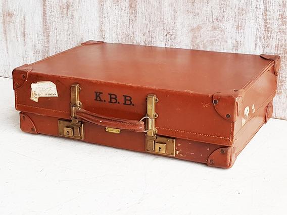 Vintage Suitcase By Revelation
