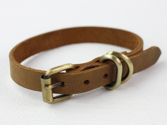 View our  Leather Dog Collar Medium from the  Gifts Under £10 collection