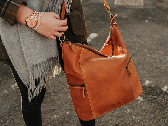View our  Leather Hobo Bag from the  Gifts For Women collection
