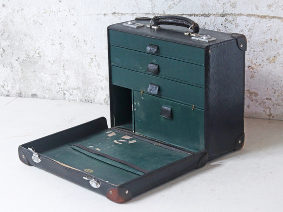 View our  Leather Doctor's Case from the   collection