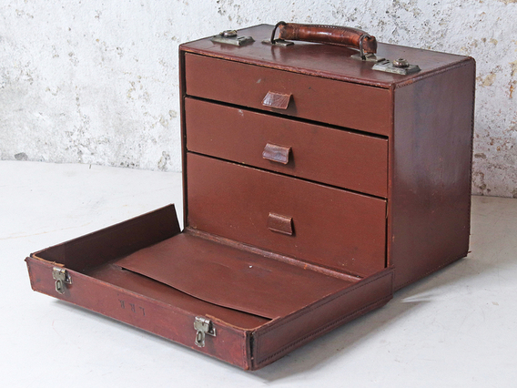View our  Vintage Medical Doctor's Case from the  Old Travel Trunks collection