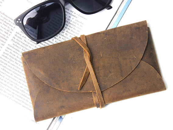 View our  Leather Pouch from the   collection