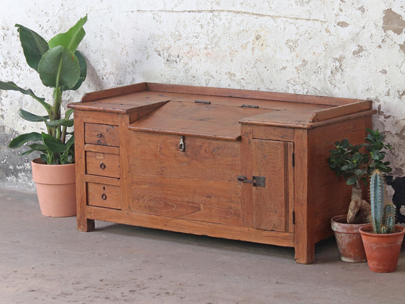 View our  Merchants Cabinet Chest from the  Console Tables collection
