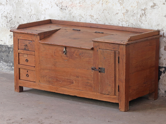 View our  Merchants Cabinet Chest from the  Display Cabinets collection