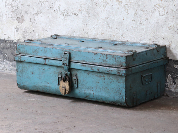 View our  Metal Travel Trunk  from the   collection