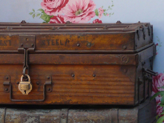 View our  Metal Travel Trunk 100 from the   collection