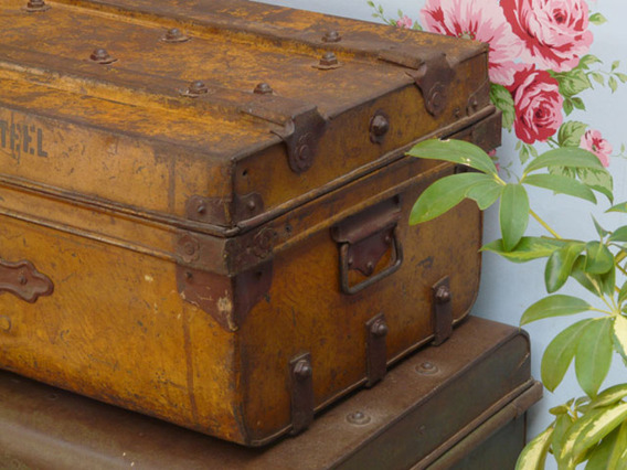 View our  Metal Travel Trunk 108 from the   collection