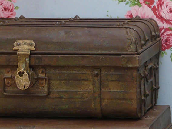 View our  Metal Travel Trunk 116 from the   collection