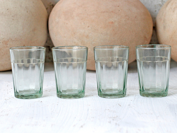 Chai Glasses Set Of Four - Small