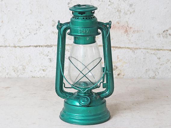 New Green Storm Lantern