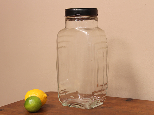 View our  Vintage 1930s Glass Sweetie Jar from the  Dining Room collection