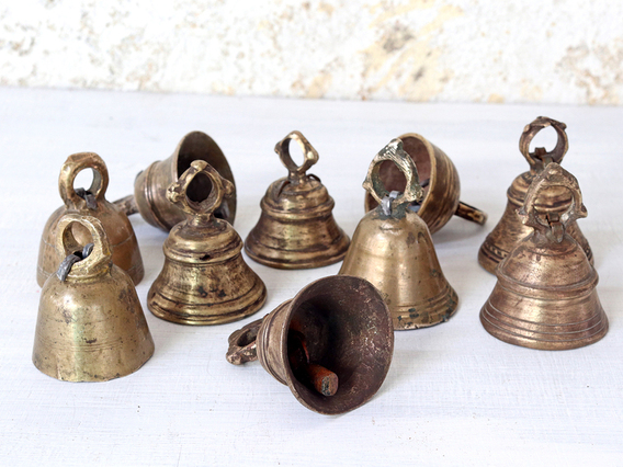 Original Temple Bell Small