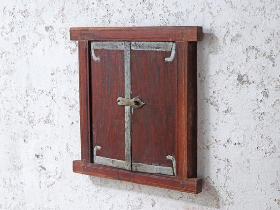 Original Window-Frame Mirror