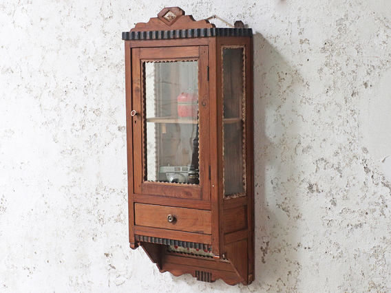 View our  Art Deco Wall Cabinet from the  Sold collection