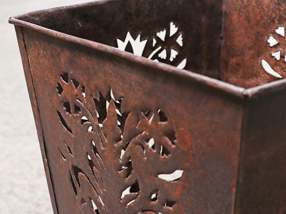 View our  Metal Bin from the  Hallway collection