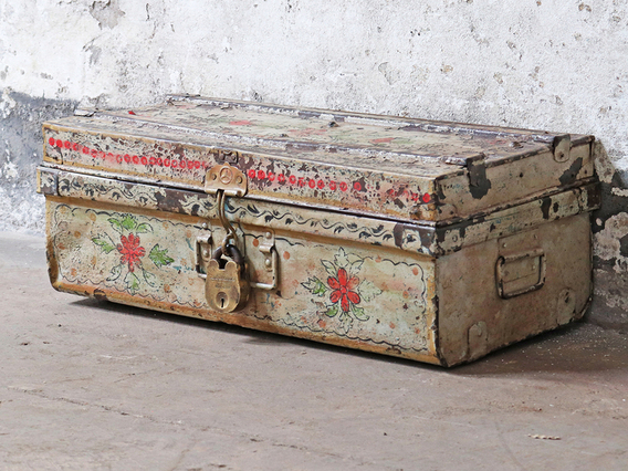 View our  Metal Storage Trunk from the   collection