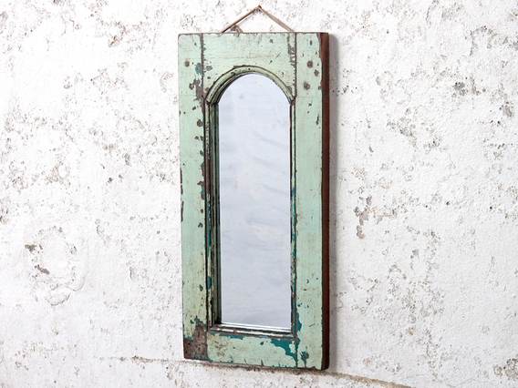 View our  Turquoise Wall Mirror from the   collection