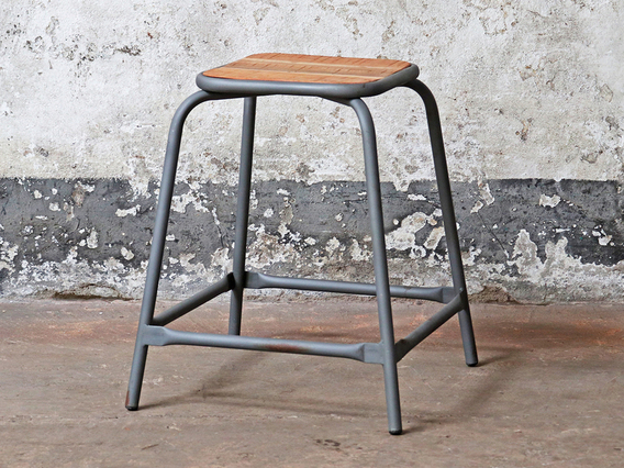 View our  Industrial Stool from the  Dining Room collection
