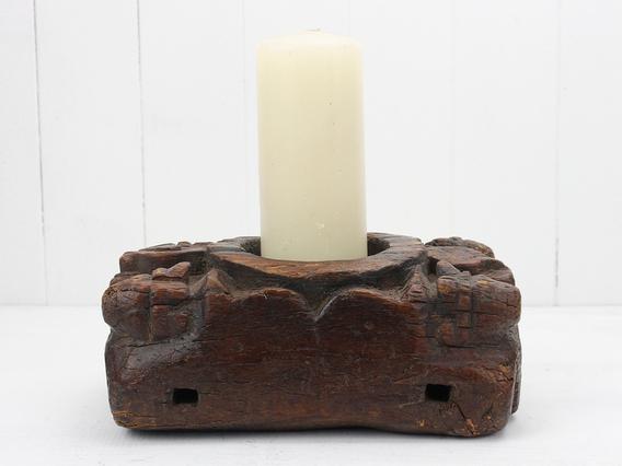 Antique Candlestick Holder