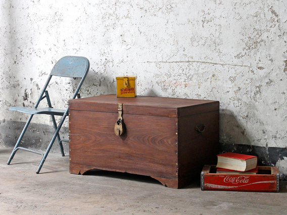 View our  Large Wooden Chest from the  For The Home collection