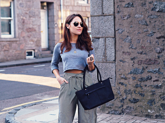 View our  Black Leather Bella Handbag from the  Leather Satchels & Bags collection