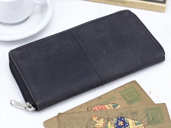 d79827ed2350 Ladies Leather Purse
