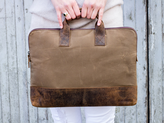 View our Women Slim Laptop Bag from the Women  collection