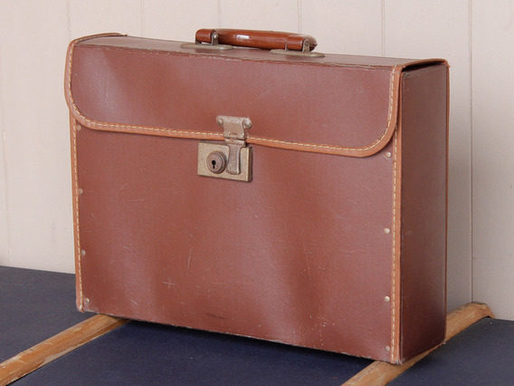 View our  Vintage Carry Case from the  Vintage Suitcases collection