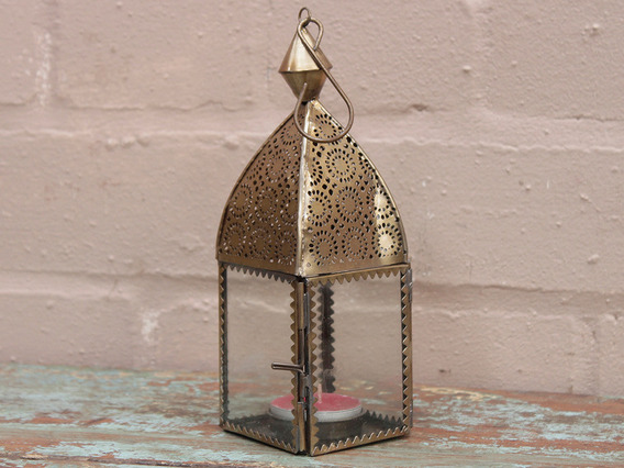 View our Women Clear Glass Lantern from the Women Sold collection