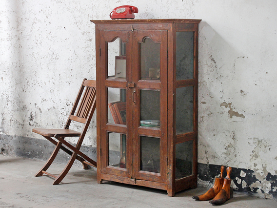 View our  Colonial Vintage Cabinet  from the  Vintage Cabinets & Cupboards collection