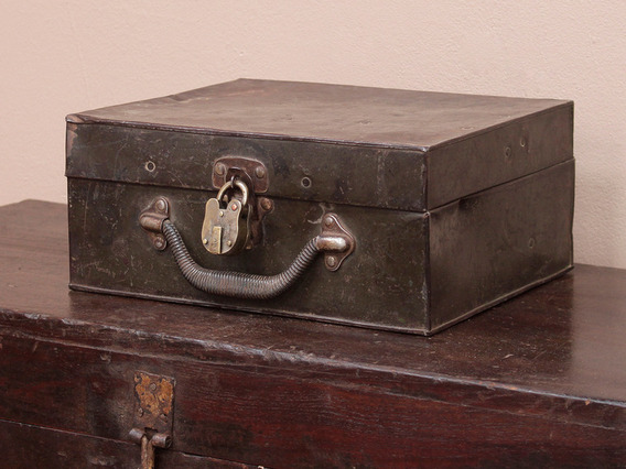 View our  Old Metal Case from the   collection
