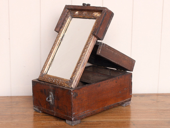View our  Fold-Out Barber's Shaving Box from the   collection